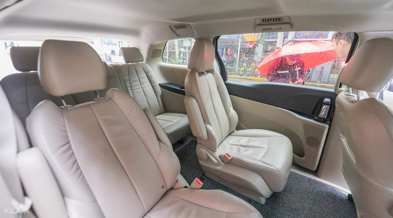 Shanghai Airport private transfer